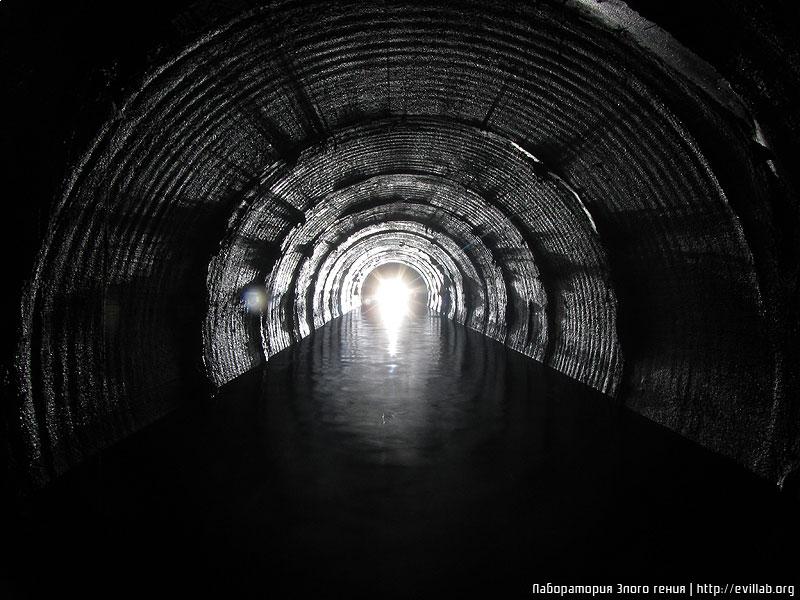 В Минске ливневый коллектор Слепянка возведён под самой рекой